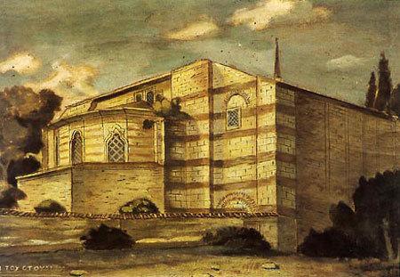 Manastirea Studion