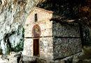 Panaghia Eleousa - sihastria ascunsa a Maicii Domnului