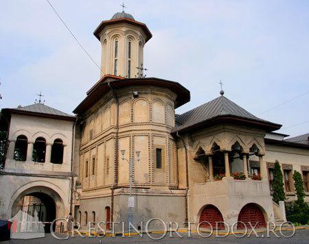 Paraclisul Patriarhal Sfantul Mare Mucenic Gheorghe
