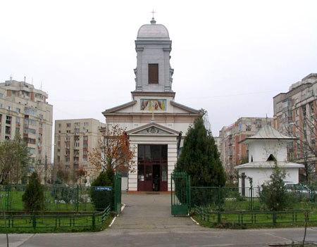 Biserica Delea Noua - Calist