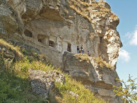 Manastirea rupestra Butuceni
