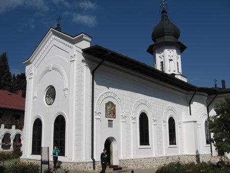 Manastirea Agapia Noua
