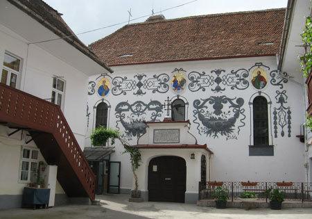 Biserica Sfanta Treime din Cetate