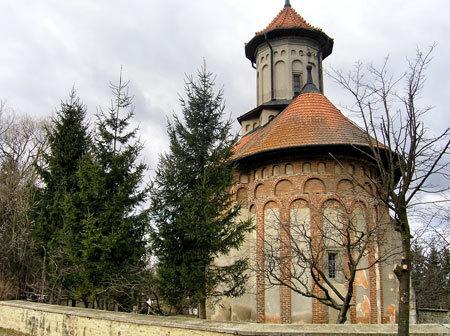 Biserica Sfantul Ilie - Suceava