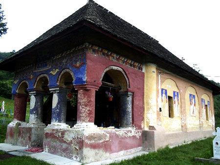 Biserica din Proieni