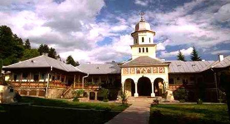 Manastirea Toplita