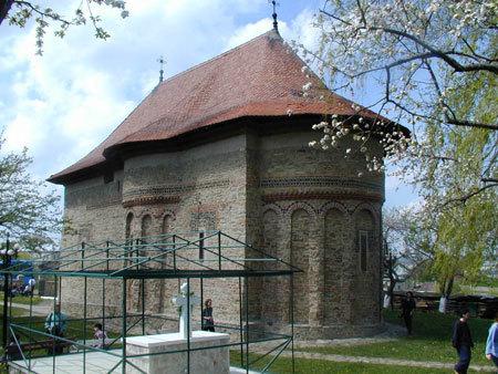 Biserica Sfanta Treime - Siret