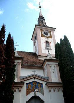 Biserica Sfanta Treime din Scheii Brasovului