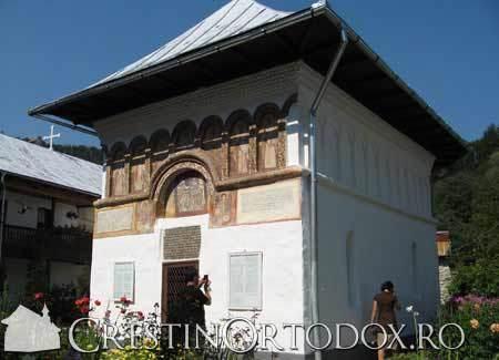 Schitul Iezer - Valcea