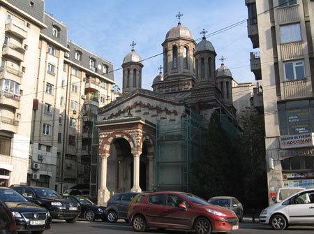 Biserica Zlatari - Sfantul Ciprian