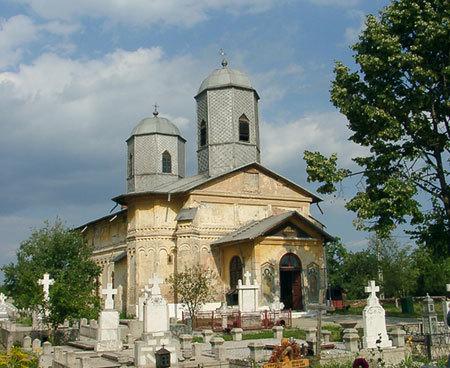 Manastirea Sacuieni