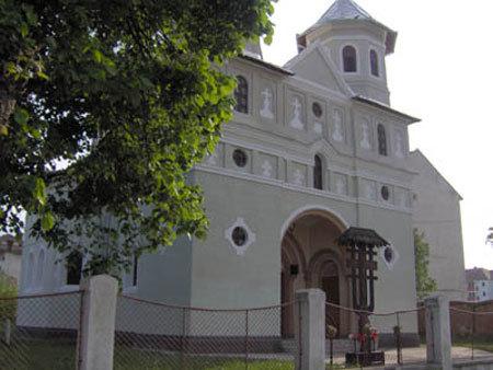 Biserica Sfantul Nicolae din Teius
