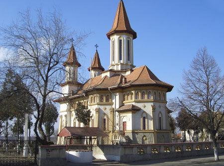 Biserica Sfantul Gheorghe - Ivesti