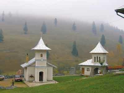 Manastirea Fagetel - streasina credintei