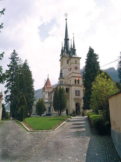 Biserica Sf. Nicolae din Scheii Brasovului