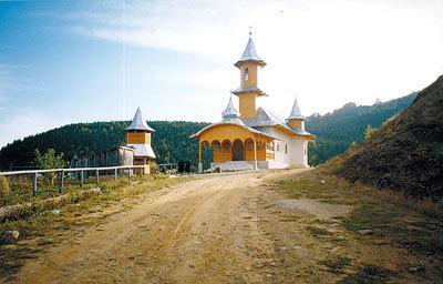 Magura Jinei - pastorit si pastoratie