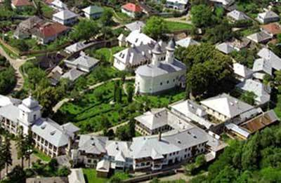 Manastirea Varatec