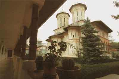 Manastirea din Codrii Vlasiei