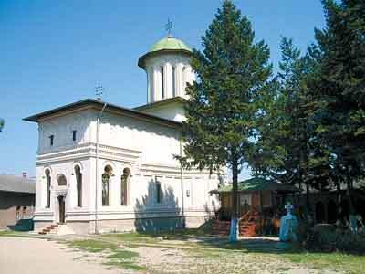 Manastirea Plumbuita - greutatea credintei