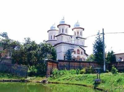 Manastirea Slanic - Taborul argesean