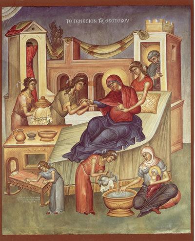 Parohia Foisor - Hramuri: Nasterea Maicii Domnului si Sfantul Mucenic Trifon