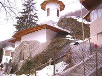 Manastirea Namaiesti - o manastire din timpul cand crestinismul se propovaduia in taina