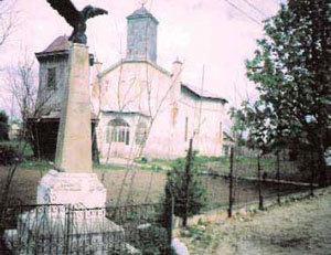 Biserica din Ghimpati