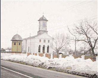 Biserica din Ograda