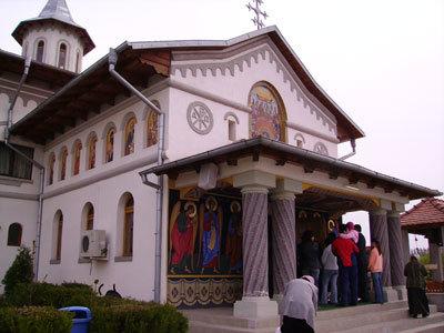 Manastirea Christiana din Bucuresti