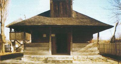 Biserica de lemn din Dridul Snagovului