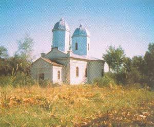 Biserica din Pelinu-Condeesti