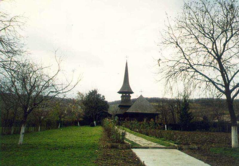 Schitul Sfanta Maria-Cricov