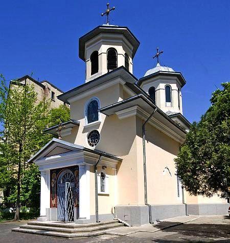 Biserica Sfintii Ioachim si Ana - Oborul Vechi