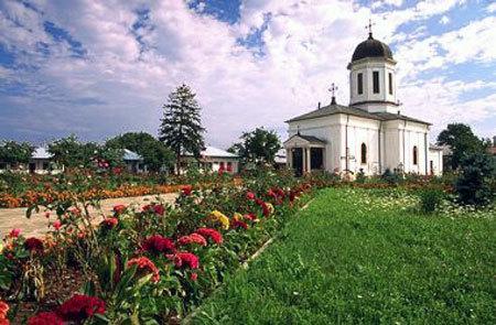 Complexul monahal Zamfira