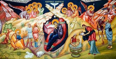 Nasterea Domnului - revarsarea luminii dumnezeiesti