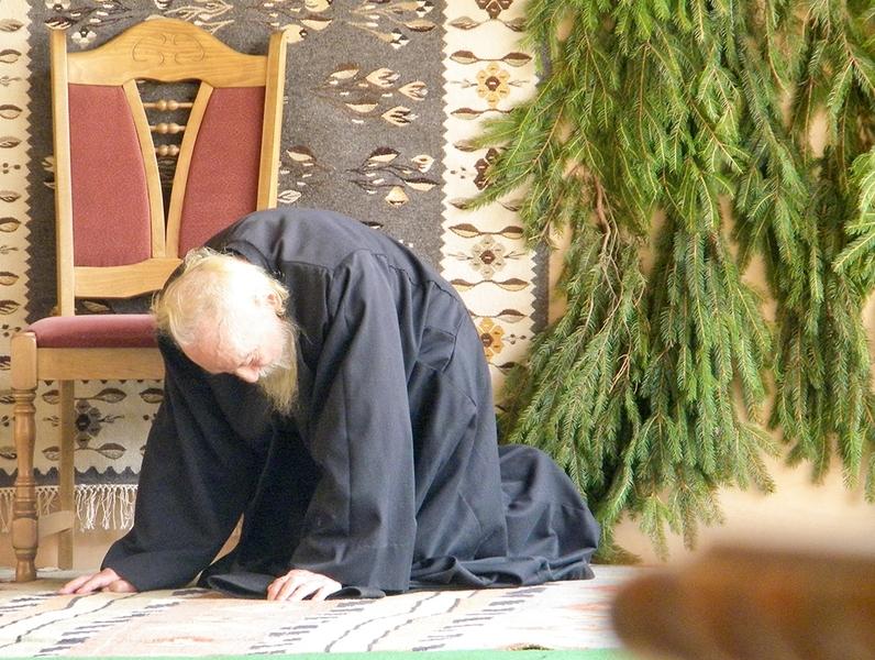 Despre cele doua feluri ale rugaciunii