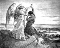 Lupta omului cu Dumnezeu