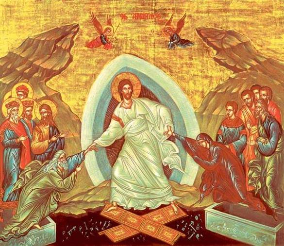 Legatura interioara dintre Moartea si Invierea Domnului