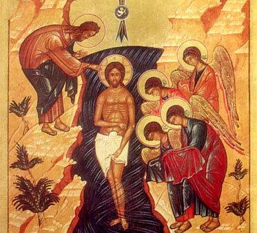 Slujba Botezului in ritul liturgic ortodox si in cel catolic