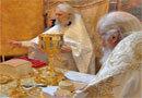 Stadii istorice si mistice in celebrarea euharistica a Cuvantului
