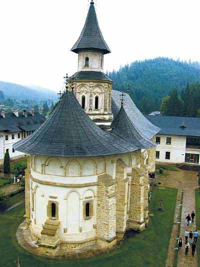 Cum a fost salvata Manastirea Putna