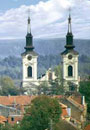 Sremski Karlovci - un important centru al ortodoxiei sarbe
