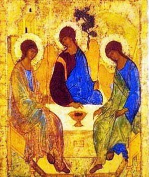 Sfanta Treime in iconografie