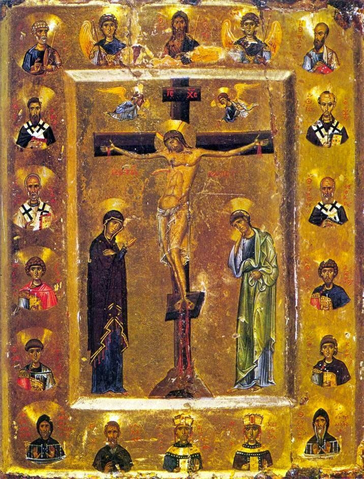 Sfanta Cruce - Dreapta invatatura despre cinstirea Sfintei Cruci