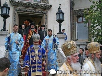 Intronizarea PF Parinte Patriarh Daniel