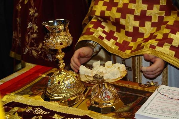 Materia in cult si semnificatia ei