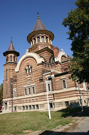 Salvati Biserica Belvedere din Capitala - o capodopera de arhitectura bisericeasca!