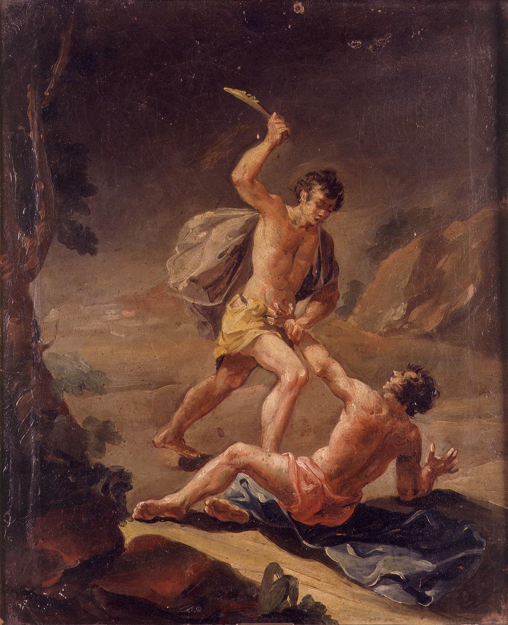 Cain si Abel. Anatomia pacatului