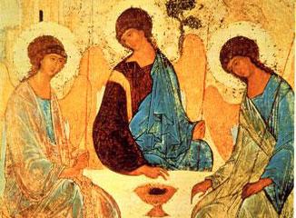 Dumnezeul crestinilor - o Treime de Persoane