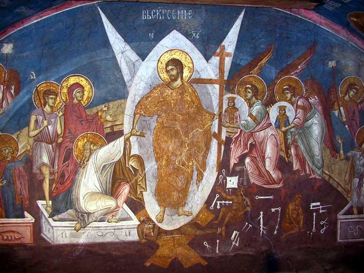 Asimilati Mortii si Invierii lui Hristos